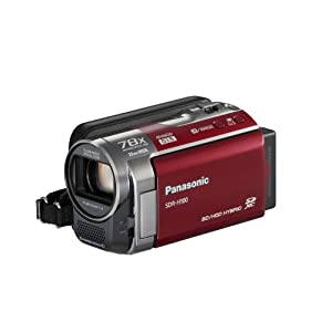 Panasonic SDR-H100R