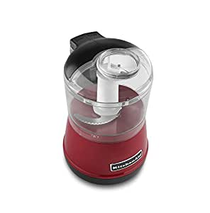 KitchenAid KFC3511ER 3.5 Cup Chef's Chopper, Empire Red