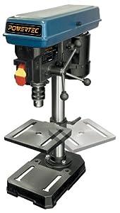 POWERTEC DP801 Baby Drill Press, 5-Speed from POWERTEC