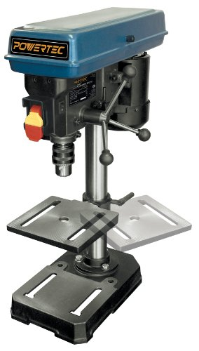 POWERTEC DP801 5-Speed Baby Drill Press