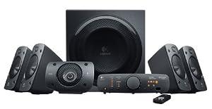 Logitech Z-906 5.1 Surround Sound Speakers