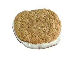 Bird-in-Hand Bake Shop Homemade Whoopie Pies, Oatmeal, Favorite Amish Food (Pack of 9)