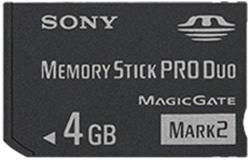 GB Memory Stick ProDuo MSMT4G/TQ1