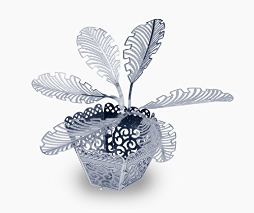 Fascinations Metal Earth 3D Metal Model Kits, Sago Palm Tree