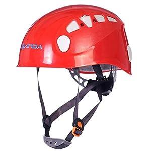 Rainbow flower Outdoor rock climbing downhill helmet helmet caving mountaineering riding helmet men and women