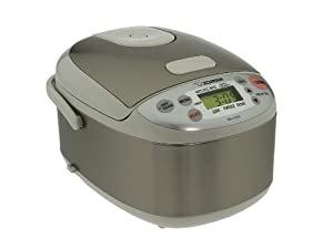 Zojirushi Micom 3-Cup Rice Cooker and Warmer by Zojirushi