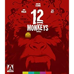 12 Monkeys [Blu-ray]