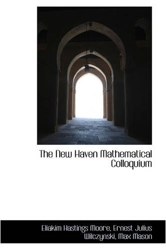 The New Haven Mathematical Colloquium