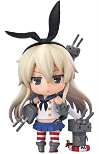 Fleet Collection - this ship - Nendoroid Island wind (secondary shipments) (non-scale ABS & PVC painted figures moving)