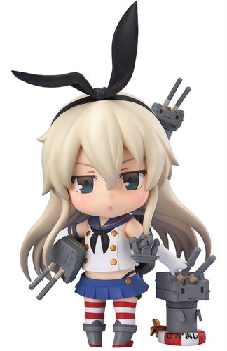 Kantai Collection ~ Kantai Collection ~ Nendoroid Shimakaze (secondary shipments) (Non-Scale ABS & PVC painted movable Figure)