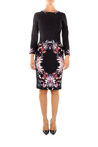 14P2013380960-Givenchy-Robes-Femme-Viscose-Noir