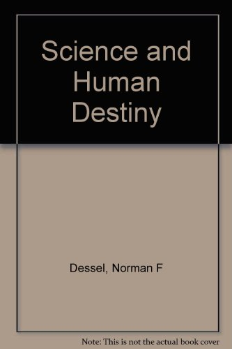 Science and human destiny PDF