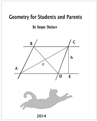 Geometry For Students and Parents PDF