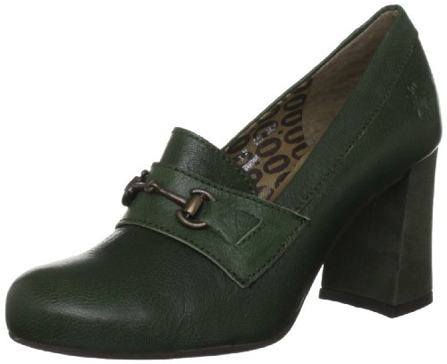 Fly London Women's Come Green Decorative P142248003 5 UK