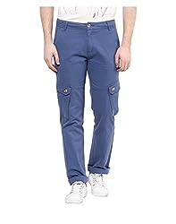 Yepme Men's Green Cotton Pants - YPMPANT0088_28