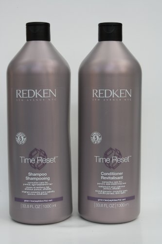 Redken Time Reset Shampoo & Conditioner Duo 33.8oz