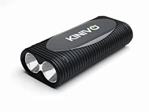 Kinivo EBT5X External PowerBank (5200 mAh) Charger For Smartphones and Tablets - ideal for camping / power outages