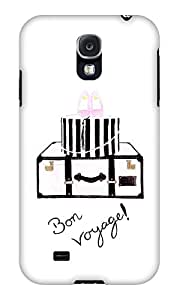 The Fappy Store Bon-Voyage! hard plastic back case cover for Samsung Galaxy S4