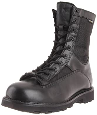 Bates Mens 8 Inches Durashocks GTX Lace-To-Toe Work Boot by Bates