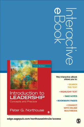 leadership ethics by peter northouse