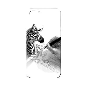 BLUEDIO Designer 3D Printed Back case cover for Apple Iphone 5 / 5S / SE - G6303