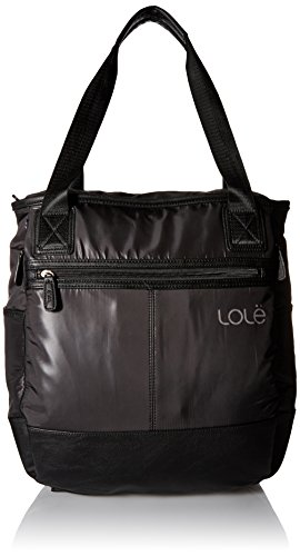 LOLE Tote Lily Backpack, Black, One Size