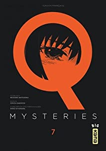 Q Mysteries Edition simple Tome 7