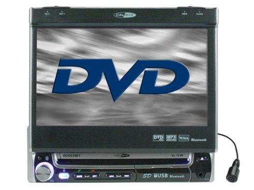 Caliber RDD570BT Autoradio CD/DVD Noir