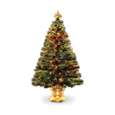 Fiber Optic Radiance Fireworks Tree Size: 48""