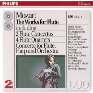 The Works For Flute