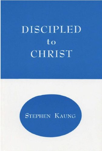 Discipled to Christ: