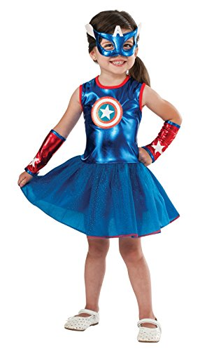 Rubie's Costume Marvel American Dream Costume, Toddler