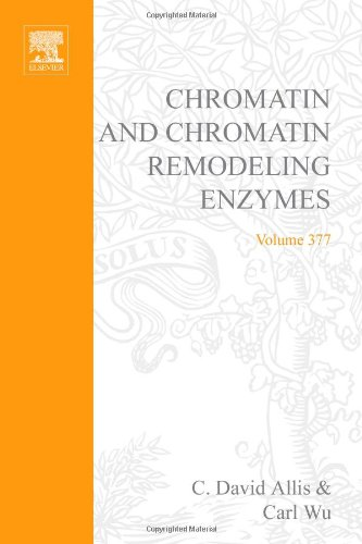 Chromatin And Chromatin Remodeling Enzymes Part C, Volume 377 (Methods In Enzymology)
