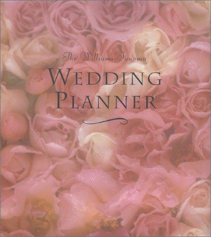 The Williams-Sonoma Wedding Planner, Luebbermann, Mimi; Williams, Chuck