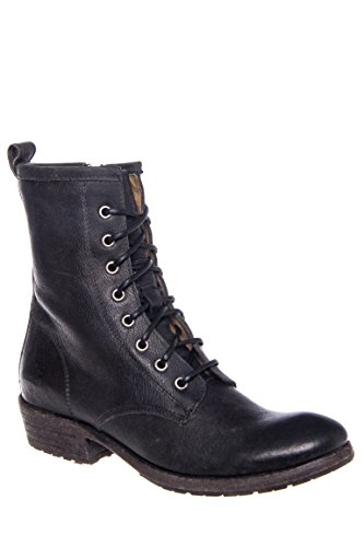 Carson Lug Lace-Up Boot