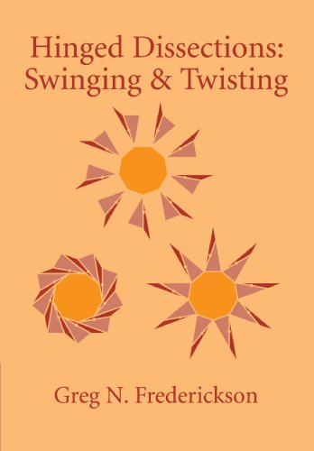 Hinged Dissections: Swinging and Twisting
