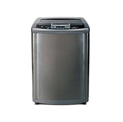 LG T8567TEEL5 Fully-automatic Top-loading Washing Machine (7.5 Kg, Sliver)