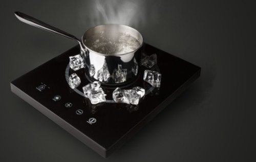 Magneflux BoilerPlate Portable Induction Cooktop 1800 Watts