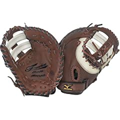 Buy 12 1 2 GXF 92 First Base Baseball Mitt from Mizuno by Mizuno