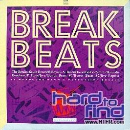 Break Beats [VINYL]