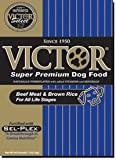 Victor Dog Food Select Beef Meal and Brown Rice, 40-Pound