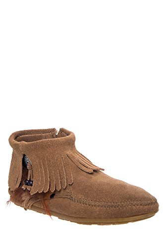 Minnetonka 527t Ankle Bootie With Concho