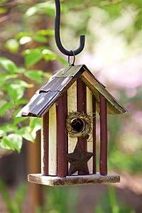 Birdhouse Americana Wooden