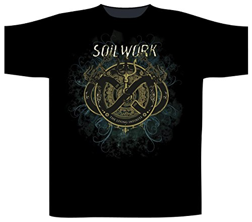 SOILWORK        THE LIVING INFINITE     T-Shirt   XL
