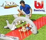 Bestway 16-inches Shark Bite Water Slide