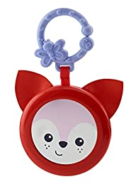 Fisher-Price Fox Peek-n-See Mirror