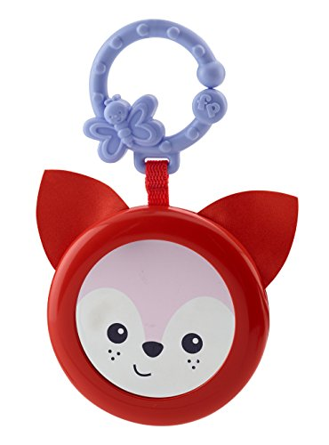 Fisher-Price Fox Peek-n-See Mirror - 1