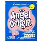 Angel Delight Strawberry 59g ( 59g x 18 x 1 )