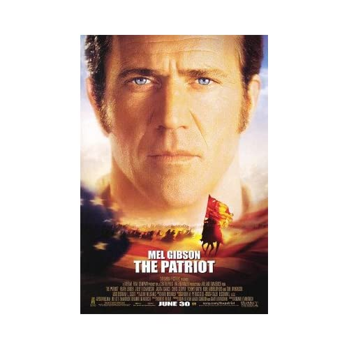 The patriot movie wallpaper