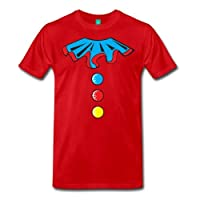 Spreadshirt Men's Clown Costume T-Shirt